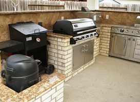 Outdoor Kitchens Sugarland